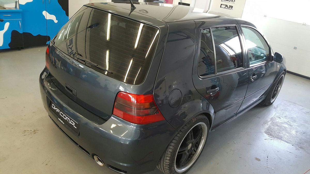 VW Golf Przyciemnienie Szyb