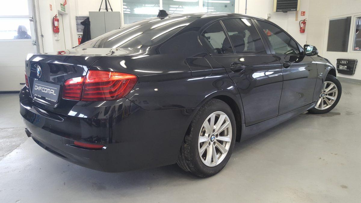 BMW X5 Przyciemnienie Szyb