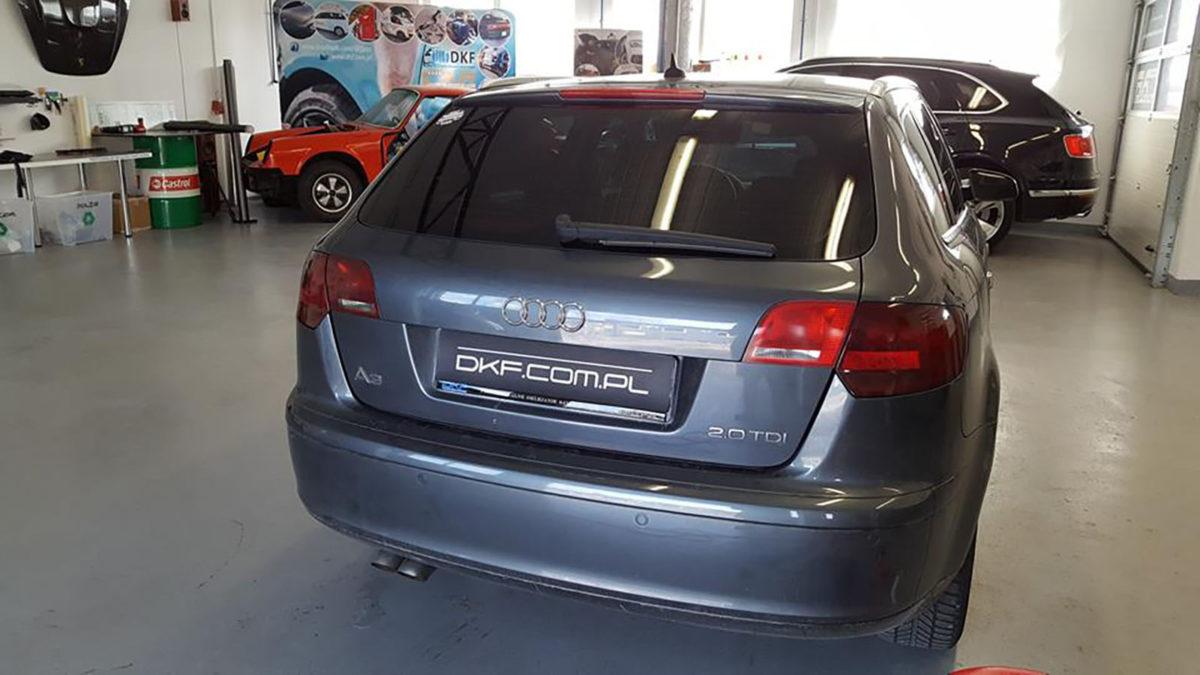 Audi A3 Przyciemnienie Lamp
