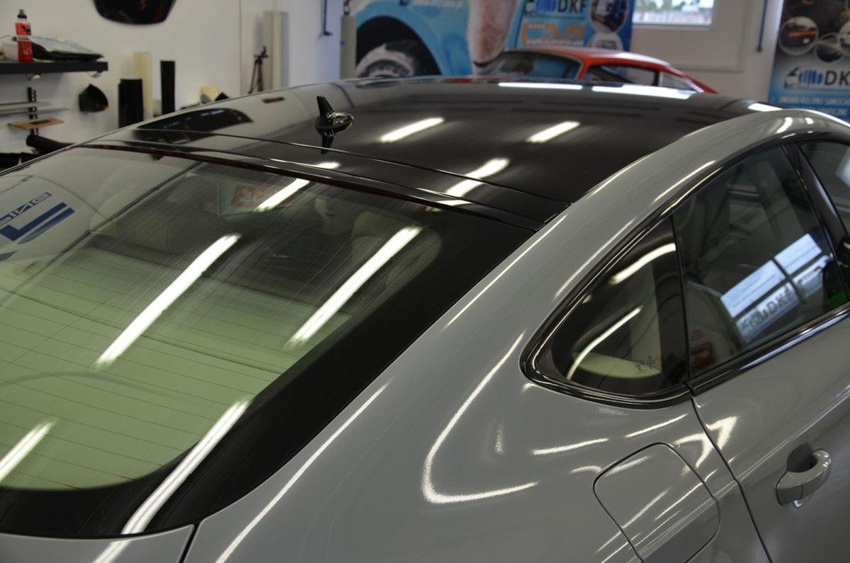 Audi A7 Zmiana Koloru – Telegrey