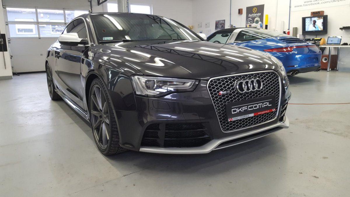 Audi RS5 Korekta Lakieru + Wosk 12M