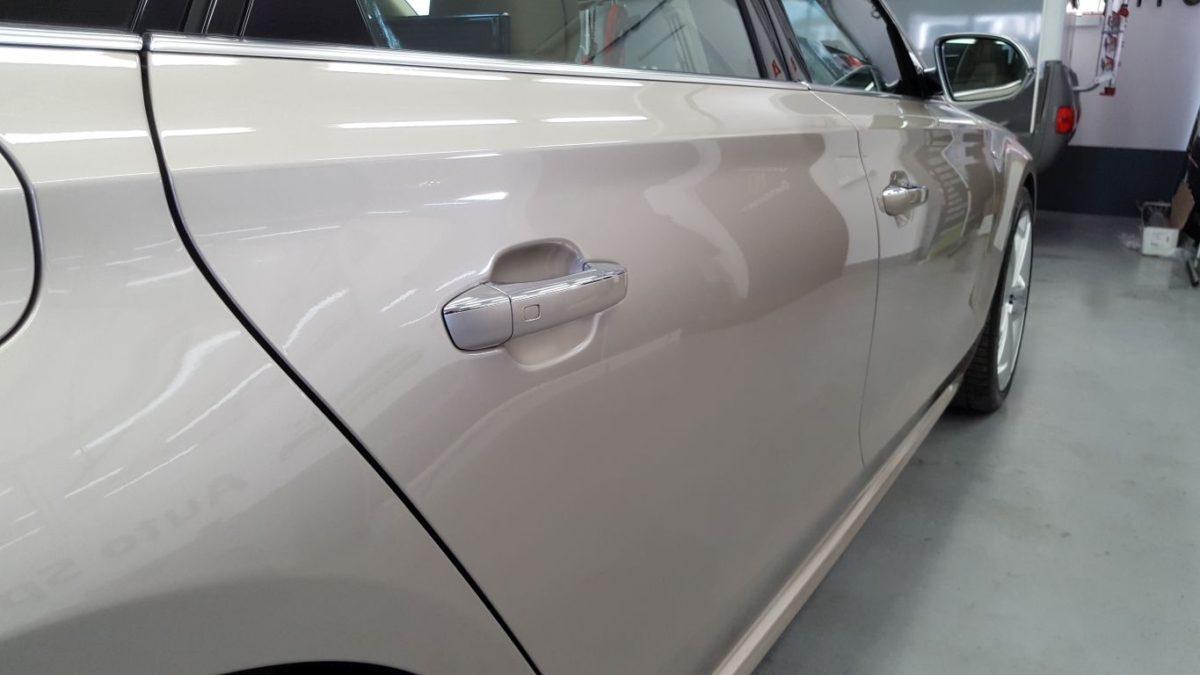 Audi S8 Korekta Lakieru + Wosk 12M