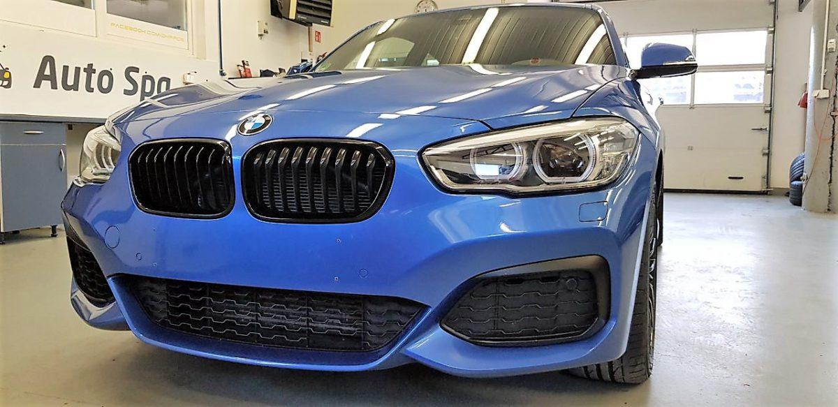 BMW 135 Korekta Lakieru + Powłoka Ceramiczna