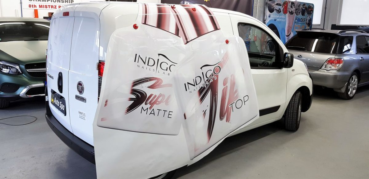 INDIGO Oklejanie Marketingowe