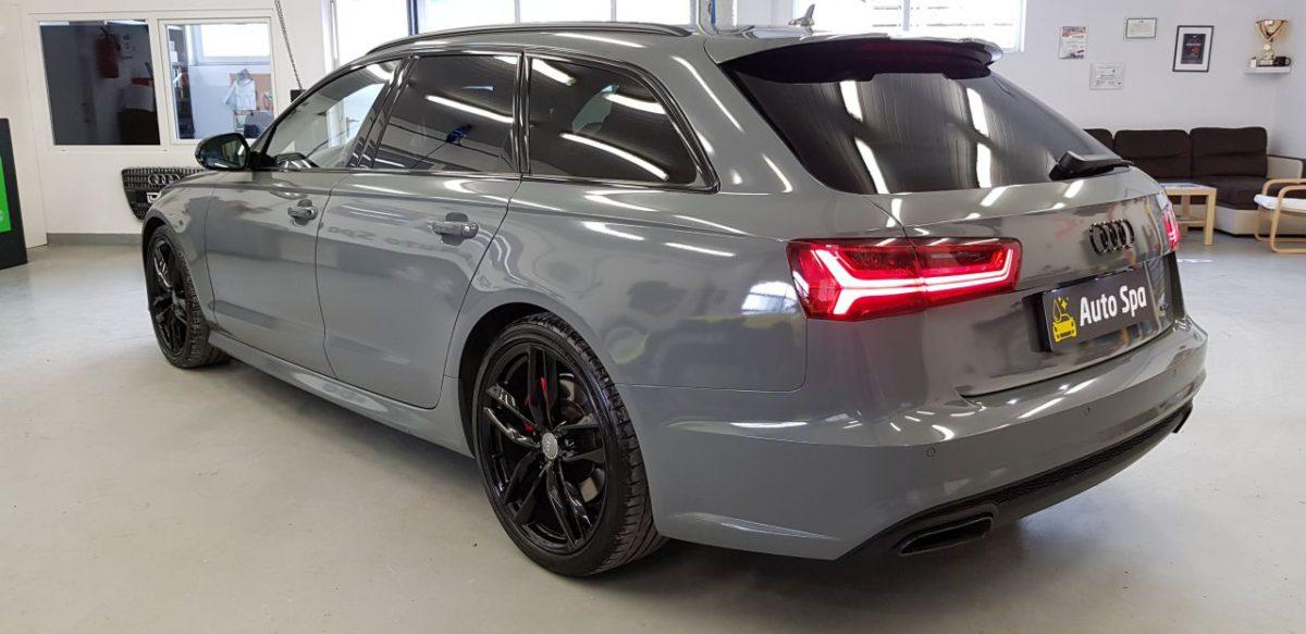 A6 Zmiana Koloru – Dark Grey + Lakierowanie Felg
