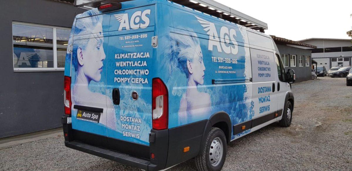 ACS Oklejanie Marketingowe